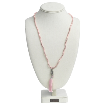 Picture of Necklace Gemma, lt pink