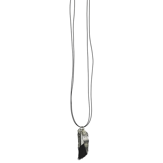 Picture of Necklace Lucia, black