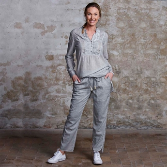 Picture of Trouser Julia, taupe