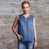 Picture of Blouse Sienna, blue