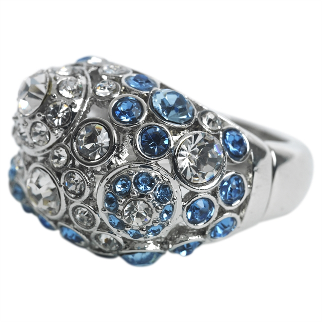 Picture of Ring Ruby, lt sapphire
