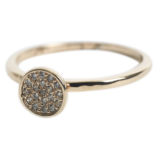 Picture of Ring Mary, rose