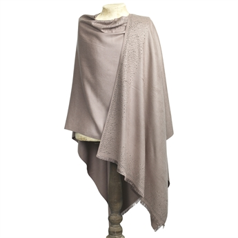 Picture of Poncho Davos, sparkling beige