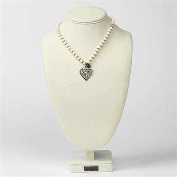 Picture of Necklace Fanny, ivory