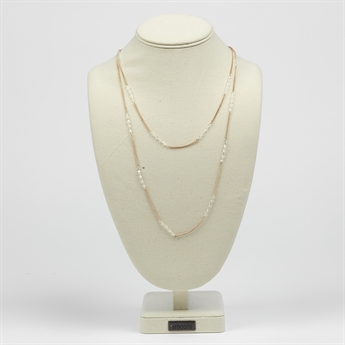 Picture of Necklace Rosalie, rose
