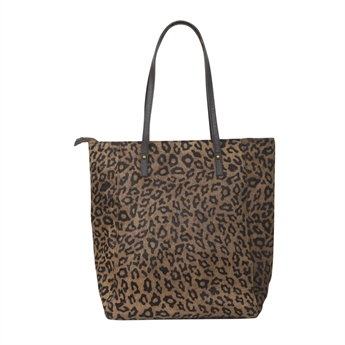 Picture of Shoulder bag Pt Elisabeth, brown print