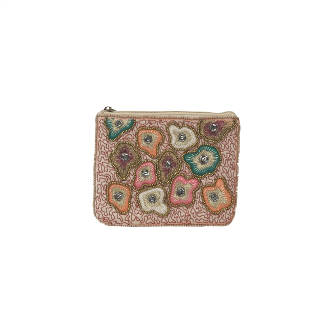 Picture of Mini pouch Lilly, lt pink mix