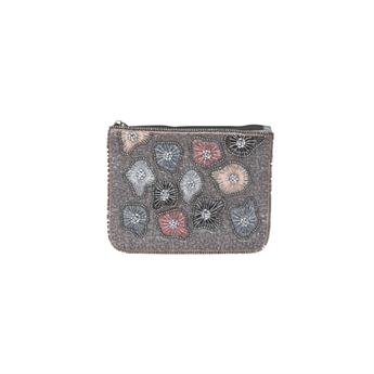 Picture of Mini pouch Lilly, grey mix