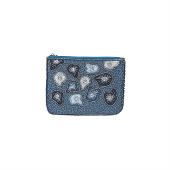 Picture of Mini pouch Lilly, blue