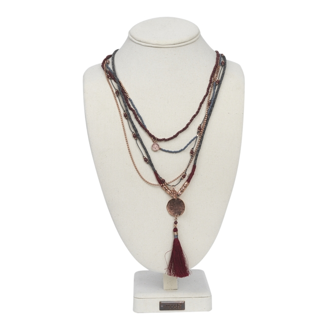 Picture of Necklace Aida, mix