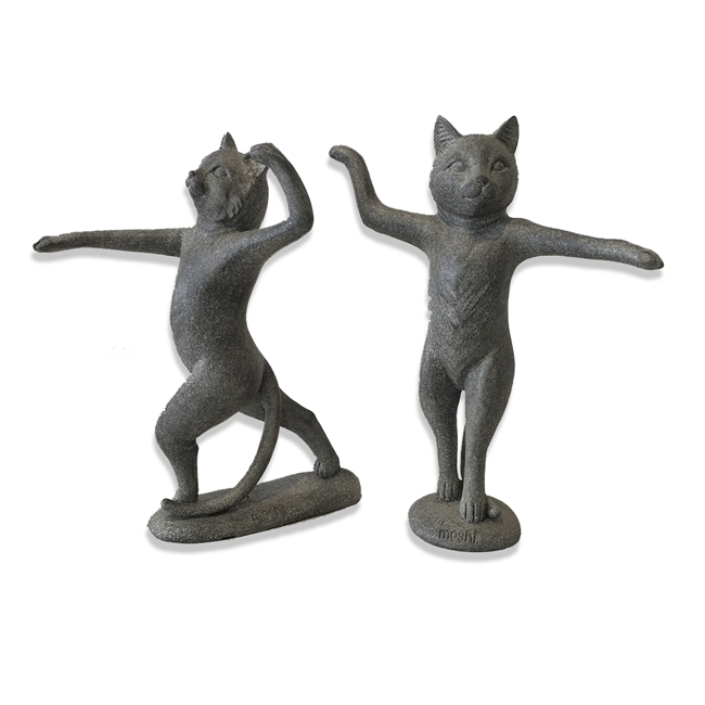 Picture of Dancing Cat, 2 asst