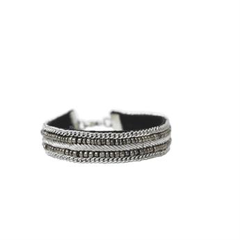 Picture of Bracelet Jade, silverc