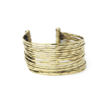 Picture of Bangle Niki, gold