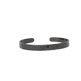 Picture of Bangle Amelia, gun metal