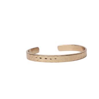 Picture of Bangle Amelia, rose gold