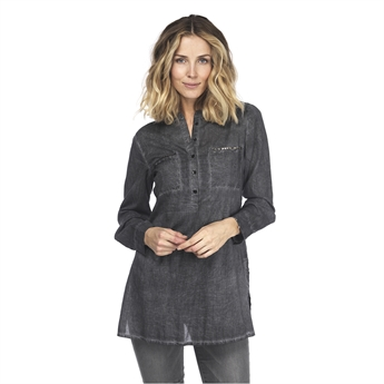 Picture of Tunic Leonie, dk grey