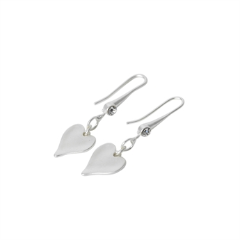 Picture of Earring Ramona, matte silver
