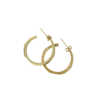 Picture of Earring Suzzy, gold plating