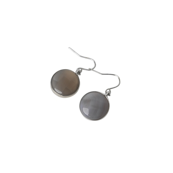 Picture of Earring Alice, taupe