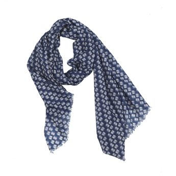 Picture of Scarf Jane, dk blue