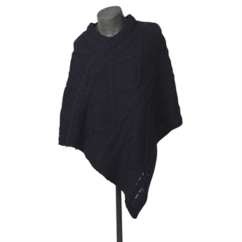 Picture of Poncho Liz, dk blue