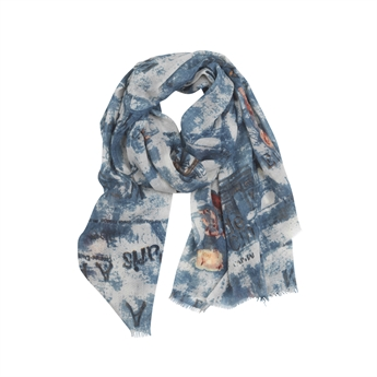 Picture of Scarf Sue, blue