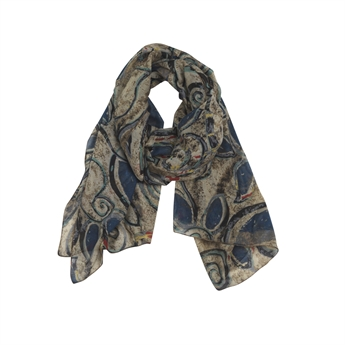 Picture of Scarf Rebecka, beige