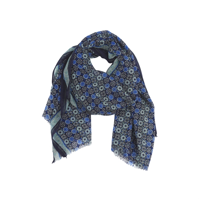 Picture of Scarf Genova, navy
