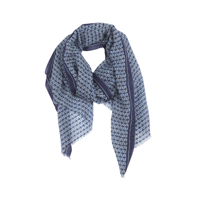 Picture of Scarf Carpi, blue