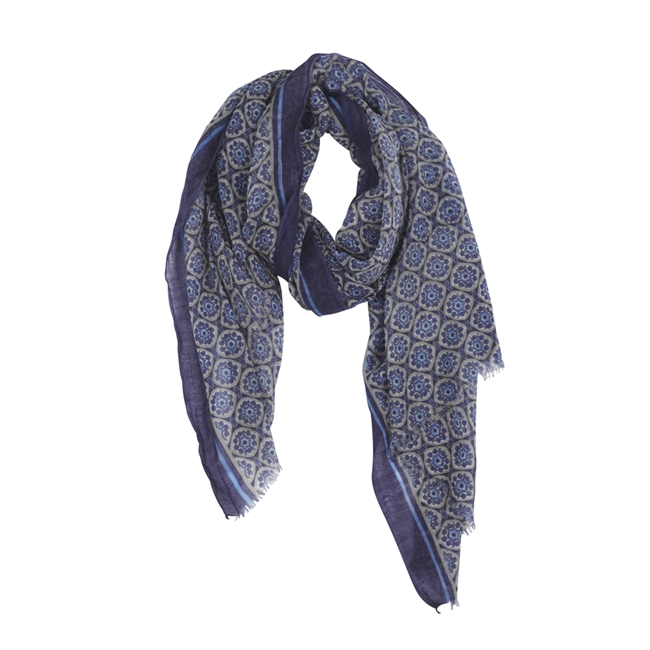 Picture of Scarf Levante, blue