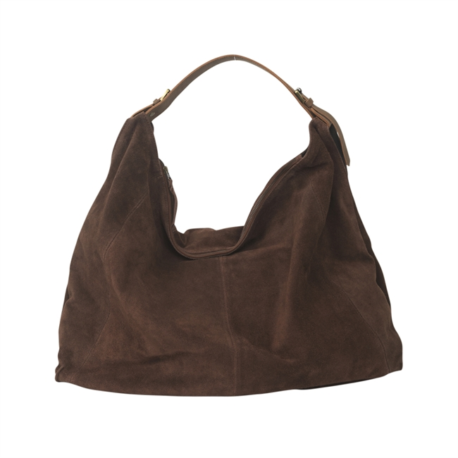 Picture of Shoulder bag Cattis, bombay brown