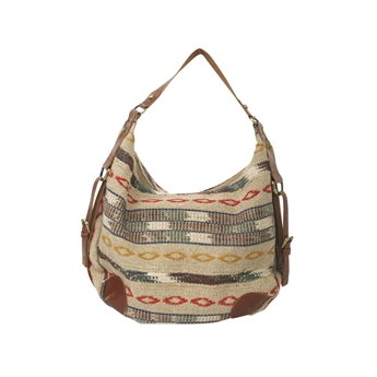 Picture of Shoulder bag Noor, natural mix