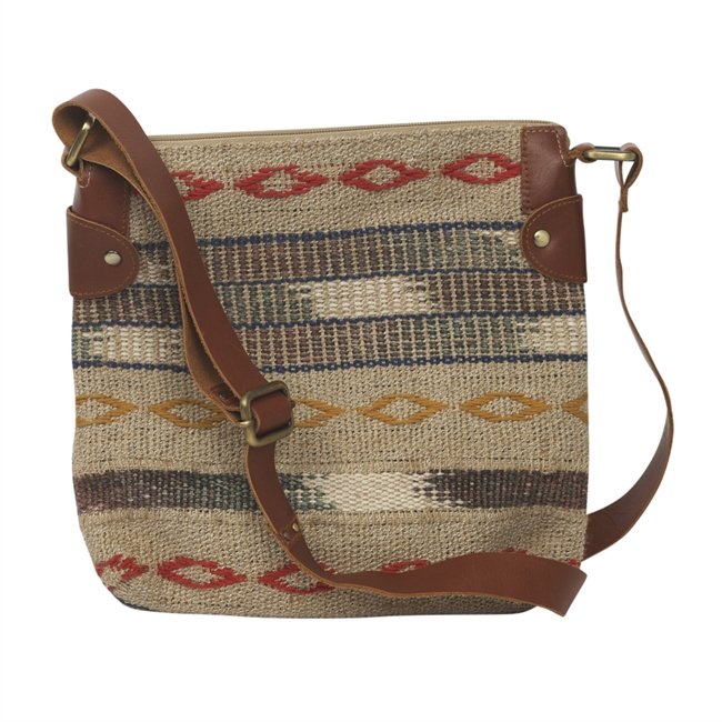 Picture of Shoulder bag Isolde, natural mix