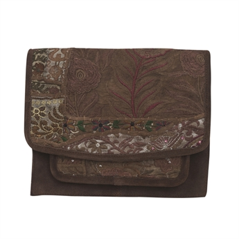 Picture of Shoulder bag Ally, bombay brown