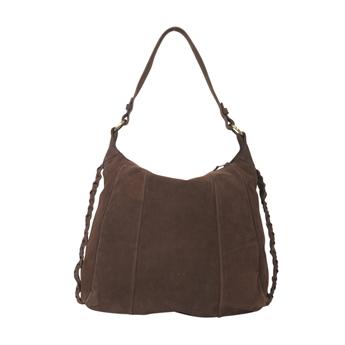 Picture of Shoulder bag Disa, bombay brown.