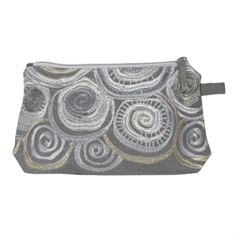 Picture of Cosmetic bag Bonnie L, dk grey