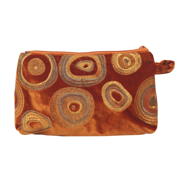 Picture of Cosmetic bag Ebba L, orange