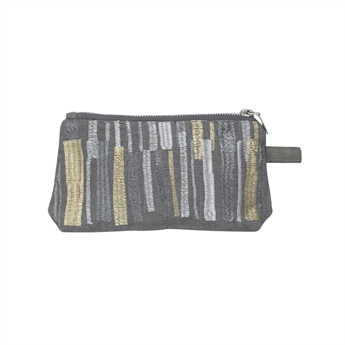 Picture of Cosmetic bag Claudia S, grey.