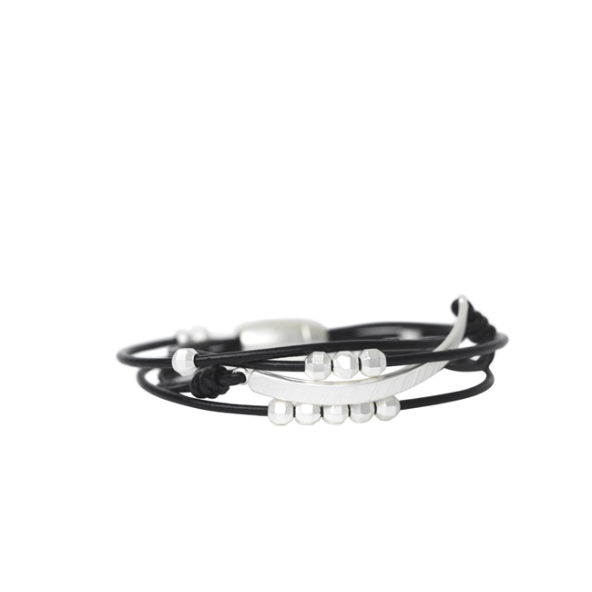 Picture of Bracelet Amanda, black