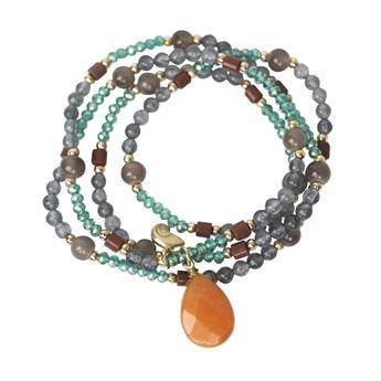 Picture of Bracelet/necklace Christina, mix