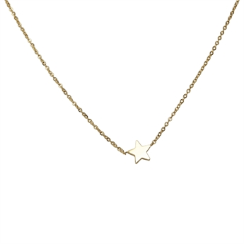 Picture of Necklace Ashly, gold
