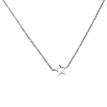Picture of Necklace Ashly, silver