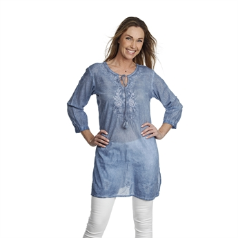 Picture of Tunic Mia, royal blue