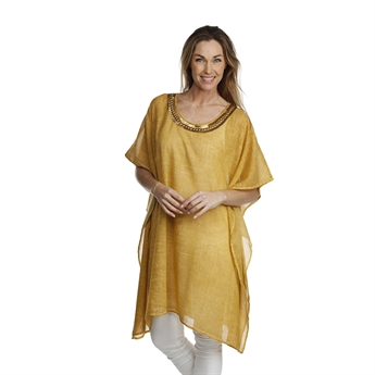 Picture of Kaftan Cannes, yellow