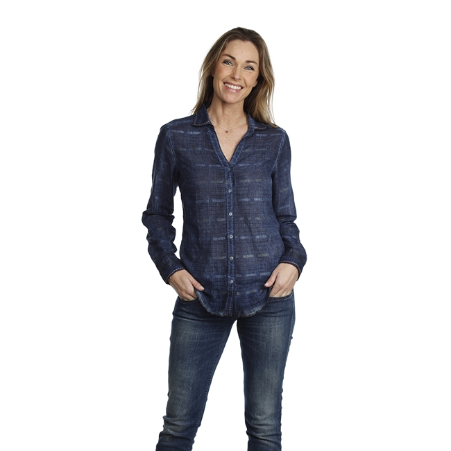 Picture of Shirt Bianca, dk blue