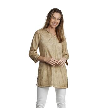 Picture of Tunic Kiera, goldish