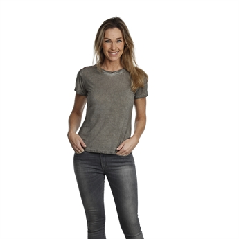Picture of T-shirt Tess, dk beige