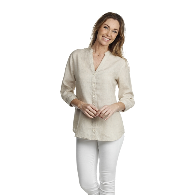 Picture of Tunic Noelle, natural
