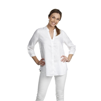 Picture of Tunic Noelle, white