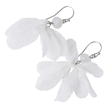 Picture of Earring Hallie, white
